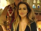 Cleo Pires e Domingos Montagner vão desfilar no Fashion Rio