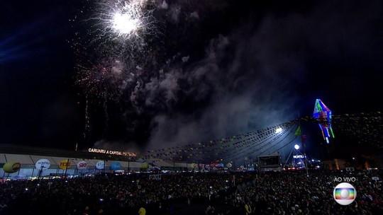 Programa especial mostra os shows de forró e sertanejo nas festas juninas da região
