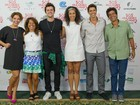 Reynaldo Gianecchini e Fabíula Nascimento lançam filme nos EUA