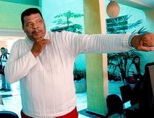 Maguila ex-pugilista Boxe  (Foto: Ricardo Matsukawa / Futura Press)
