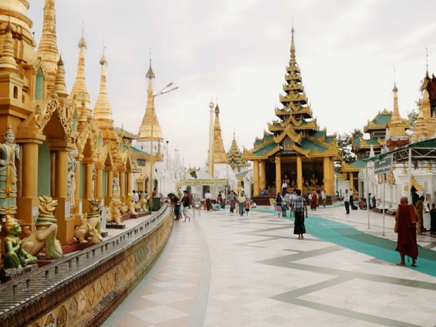 Pedro Pelo Mundo - Ep. 4 - Myanmar  (Foto: Reproduo / GNT)