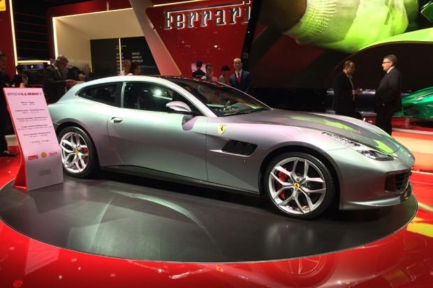 Ferrari GT4Lusso (Foto: Guilherme Blanco Muniz/Autoesporte)