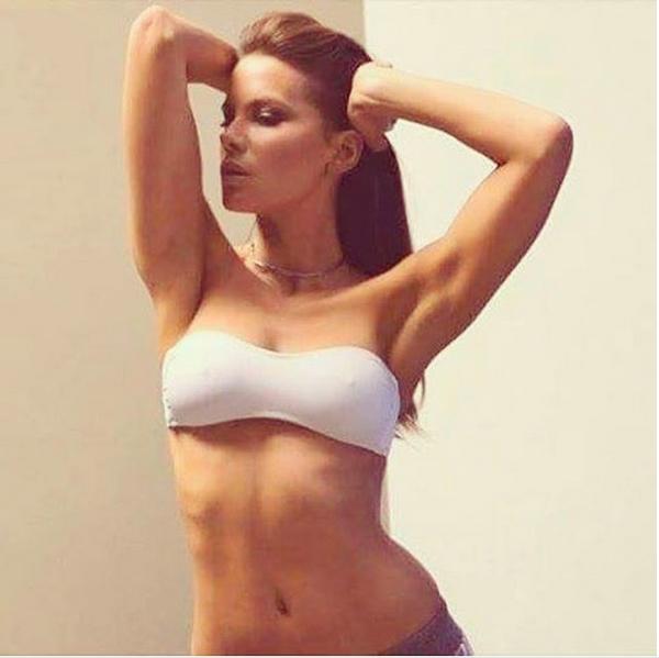 A atriz Kate Beckinsale (Foto: Instagram)