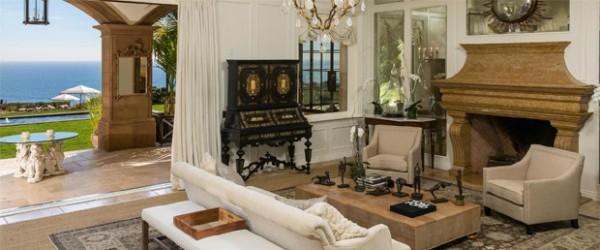 Casa de Beyoncé e Jay-Z alugada por 400 mil dólares por mês (Foto: Casa alugada por Beyoncé e Jay-Z)
