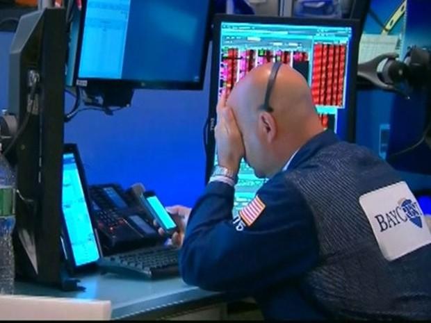 Bolsas Nova York China JG (Foto: Reprodução: TV Globo)