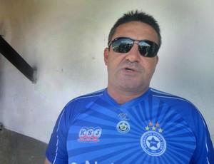Jorge Pinheiro (Foto: Glaucio Resende/Esporte Resende)