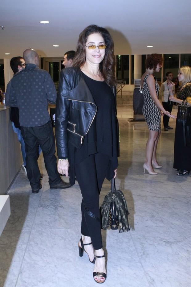 Christiane Torloni (Foto: Isac Luz / EGO)