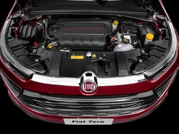 Fiat Toro Tigershark 2.4 (Foto: Divulgação)