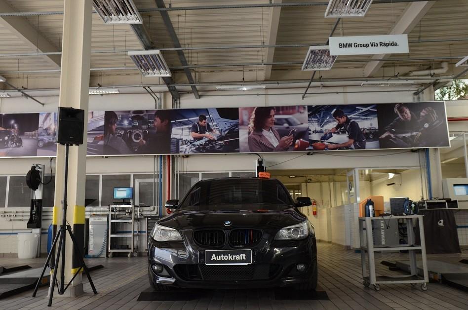 BMW Group Brasil anuncia formatos de atendimento de Pós-Vendas Via Rápida e Recepção no Veículo (Foto: Divulgação)