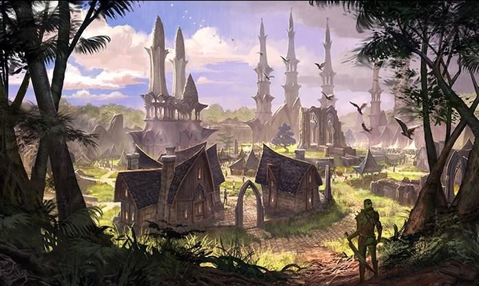 The Elder Scrolls Online (Foto: Elder Scrolls Online)