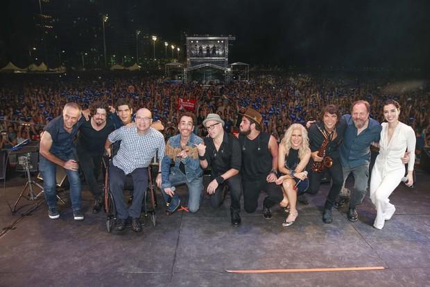 Show em Fortaleza (Foto: Felipe Panfili/Divulgação)