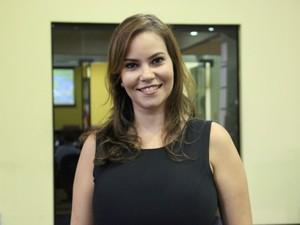 Promotora Aurely Pereira de Freitas é coordenadora estadual do Fórum no Amazonas (Foto: Suelen Gonçalves/ G1 AM)
