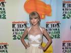 'Aprendi quando devo desistir de um relacionamento', diz Taylor Swift