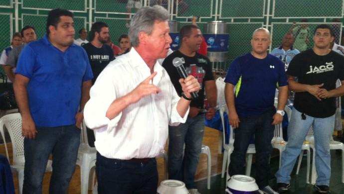 Artur Neto, Manaus (Foto: Alírio Lucas)