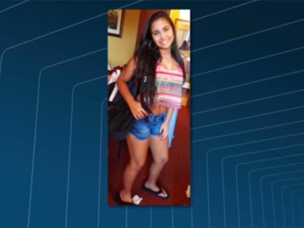 Beatriz foi encontrada morta em um canal, dentro de um plástico (Foto: Reprodução / Globo)