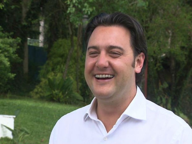Ratinh Jr. (PSC) recebeu 300.928 votos e garatiu uma cadeira na Assembleia Legislativa do Paraná (Foto: Reprodução/ RPC TV)