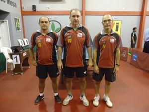 Falta de patrocínio faz ACTM não competir em circuito de tênis de mesa (Foto: Divulgação/ACTM)