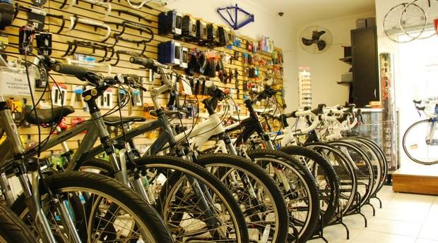 Segundo Pina, como hoje existem ciclofaixas fixas, houve uma mudança no perfil dos usuários. As bicicletas, que antes eram utilizadas apenas para lazer,  hoje servem como meio de transporte para trabalhadores  (Foto: Divulgação)