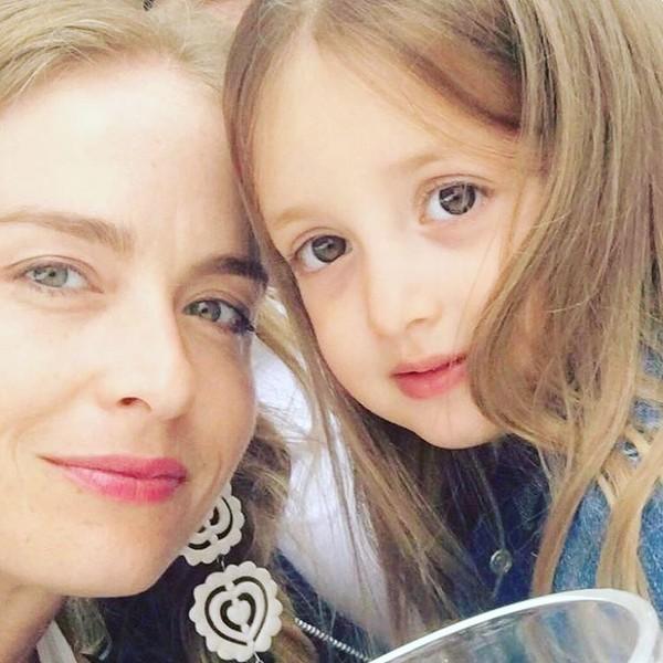 Luciano Huck posta foto de Angélica com Eva para festejar 4 anos da filha