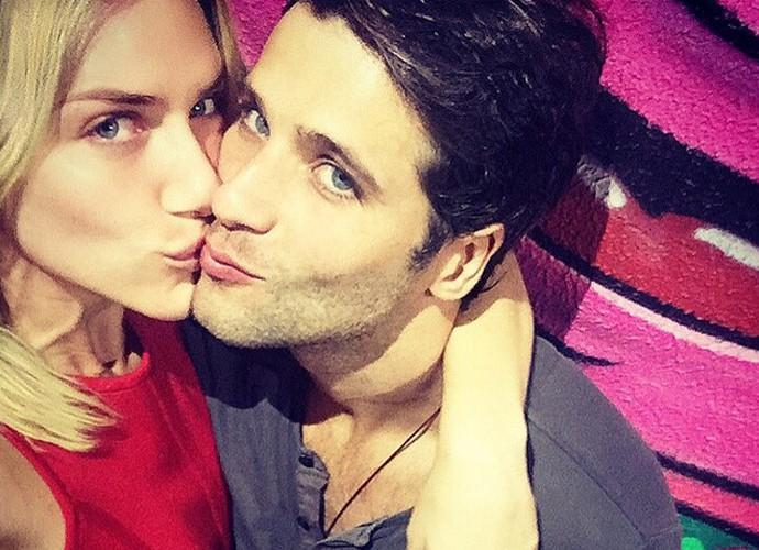 Giovanna Ewbank revela que Bruno Gagliasso é ciumento e protetor (Foto: Arquivo Pessoal)