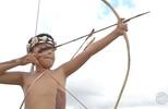 Emoção nos Jogos Indígenas de Dourados