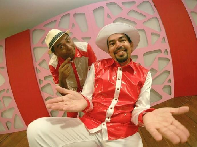 Nico e Lau vão se apresentar no teatro do Liceu Cuiabano (Foto: Fablicio Rodrigues)