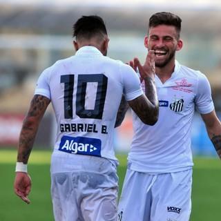 Gabriel e Lucas Lima (Foto: Ivan Storti/Divulgação SFC)