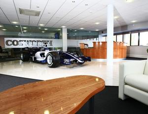 Cosworth forneceu motores para a Williams em 2006 e 2010 (Foto: Divulgação)