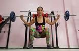 Para ficar bem com espelho, mulher adere exercícios e perde 20kg (Pâmela Fernandes)