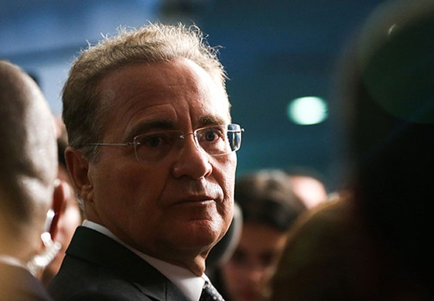 O senador Renan Calheiros (PMDB-AL) (Foto: Marcelo Camargo/Agência Brasil)