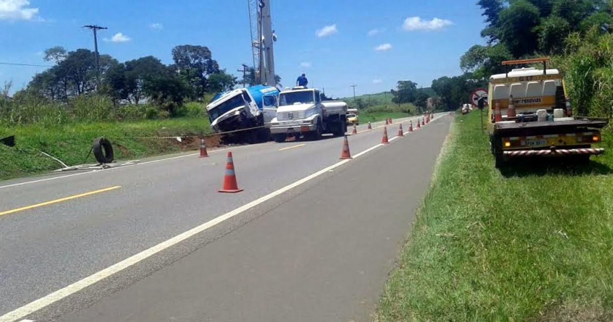 Mulher de 26 anos morre em colisão na SP-342 em São João da ... - Globo.com