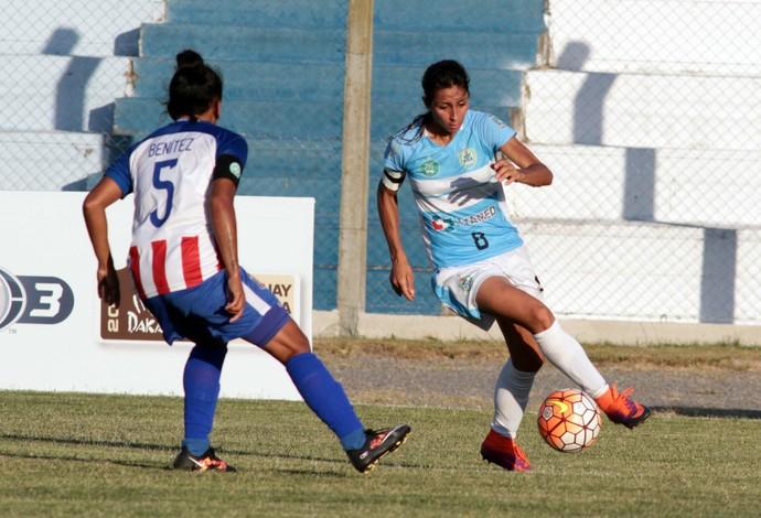 Foz Cataratas/Coritiba Sportivo Limpeño Libertadores feminina (Foto: Christian Rizzi/Frontpress)