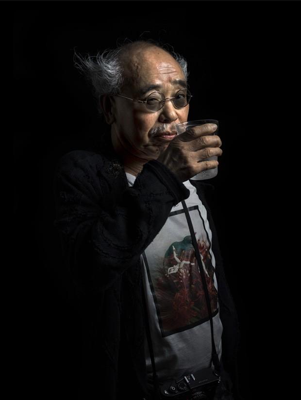 Nobuyoshi Araki (Foto: Zhong Weixing)