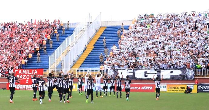 Figueirense campeão 2015 (Foto: Luiz Henrique/Figueirense FC)