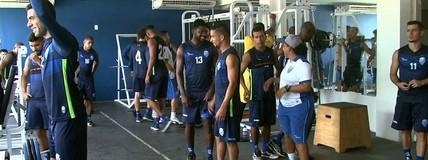 Jogadores do CSA esperam corrigir erros antes da partida contra o Oeste
