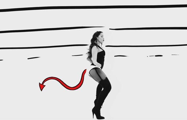 Bang, de Anitta, foi uma das músicas mais executadas em festas, segundo a instituição (Foto: Reprodução)