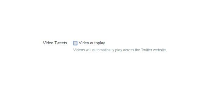 """Desmarque a opção """"Video autoplay"""" (Foto: Reprodução/Maria Clara Pestre)"""
