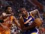 Warriors sofrem, chegam a ficar 13 pontos atrás, mas vencem os Suns