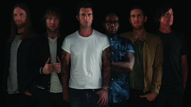 Maroon 5 fará seis apresentações no país (Foto: Divulgação)