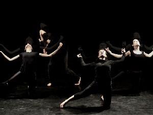 Companhia de dança Das Los estreia no Teatro Sesi, em Goiânia (Foto: Divulgação/Teatro Sesi)