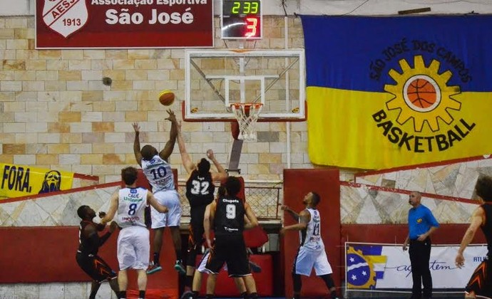 São José LSB Paulista de Basquete (Foto: Tião Martins/ PMSJC)