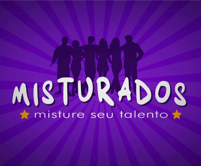 Misturados logo Mistura com Rodaika quadro novos talentos (Foto: Arte/RBS TV)