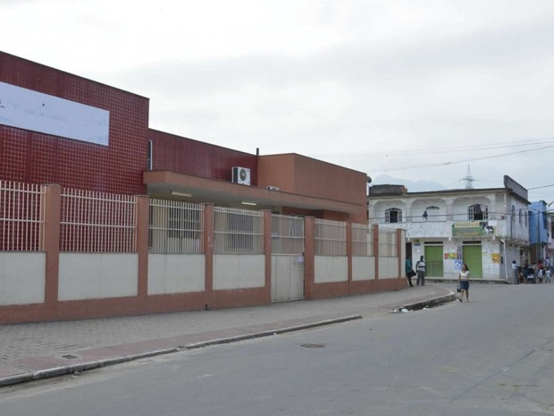 Unidade de saúde de Central Carapina, na Serra (Foto: Edson Chagas/ A Gazeta)
