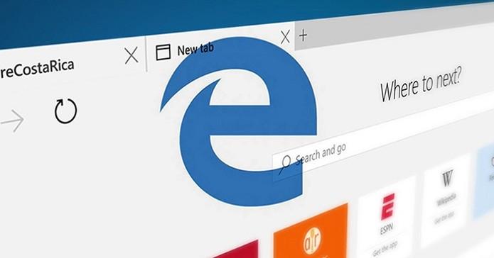 Microsoft Edge é o nov navegador desenvolvido pela Microsoft (Foto: Divulgação/Microsoft)  (Foto: Microsoft Edge é o nov navegador desenvolvido pela Microsoft (Foto: Divulgação/Microsoft) )