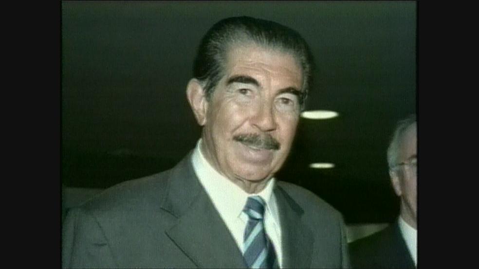 O empresário Nenê Constantino, em imagem de arquivo (Foto: TV Globo/Reprodução)