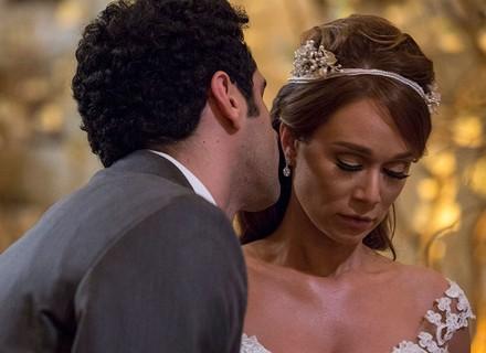 Últimos capítulos: Tancinha desaba com revelação, mas decide se casar com Beto