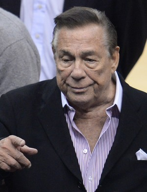 Donald Sterling dono do Los Angeles Clippers nba (Foto: AFP)