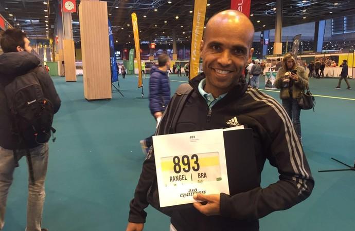 Elenilton Rangel, maratonista (Foto: Divulgação pessoal)