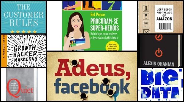 8 livros de negócios que marcaram 2013