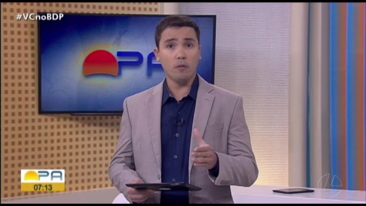 VÍDEOS: Bom Dia Pará desta quinta-feira, 27 de junho